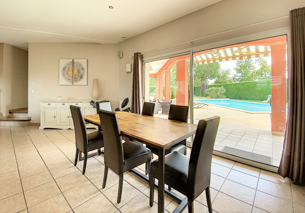 Belle maison T5 de 140 m² avec piscine Montbeton