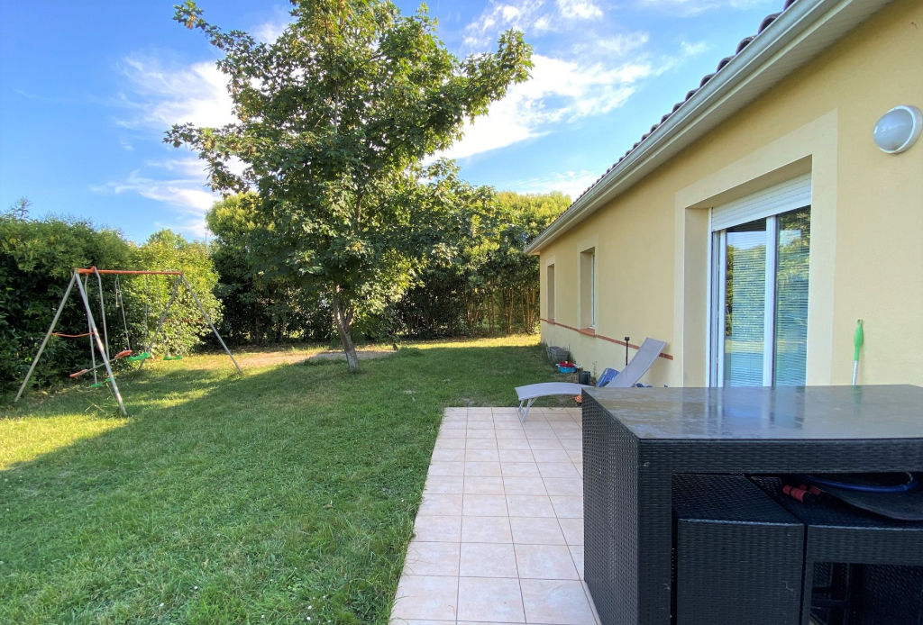 Maison 3 chambres plain pied Montauban Bas Pays