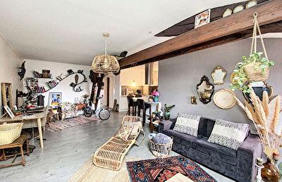 Charmant appartement T3  de 71 m2 Montauban hyper centre ville