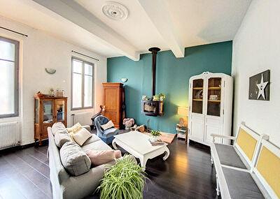 Belle maison Toulousaine 180 m2, grand jardin, Montauban centre ville