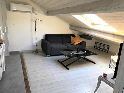 Appartement meuble 2 pieces Oullins