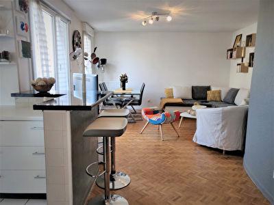 Appartement Oullins centre ville 3 pieces 78 m2