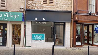 Local commercial Montluel 50 m2