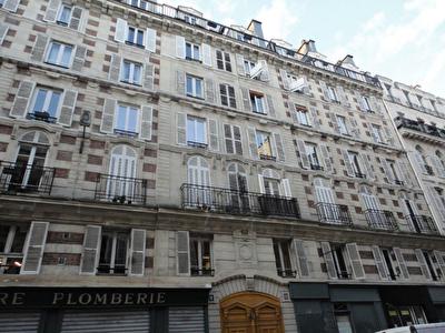 Appartement Paris 1 piece 20 m2