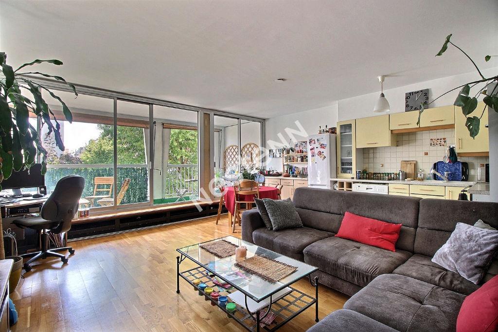 photos n°1 75020 - Alexandre Dumas / Maraîchers -  3P - 67 m² avec terrasse et parking