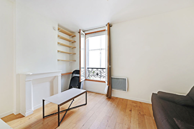 Exclusivite Nestenn - Studio de 25 m2 calme sur cour paysagee - Belleville / Goncourt