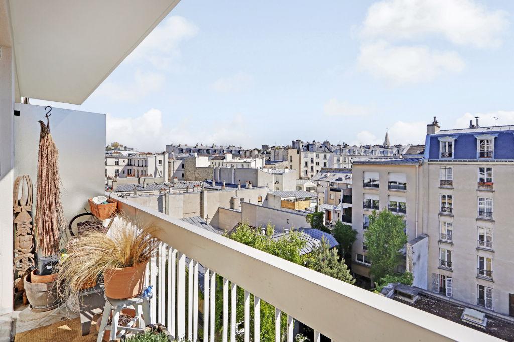 75011 - Folie Méricourt - 2 pièces - balcon - ensoleillé et calme -