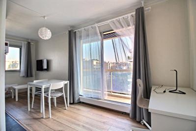Exclusivite NESTENN- Quartier Oberkampf ,Studio de 22 m2 sur jardin avec balcon -  6eme etage avec asc- 75011 Saint-Maur