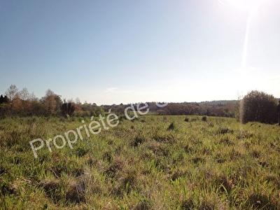 Terrain Ergue-Gaberic 1250 m2
