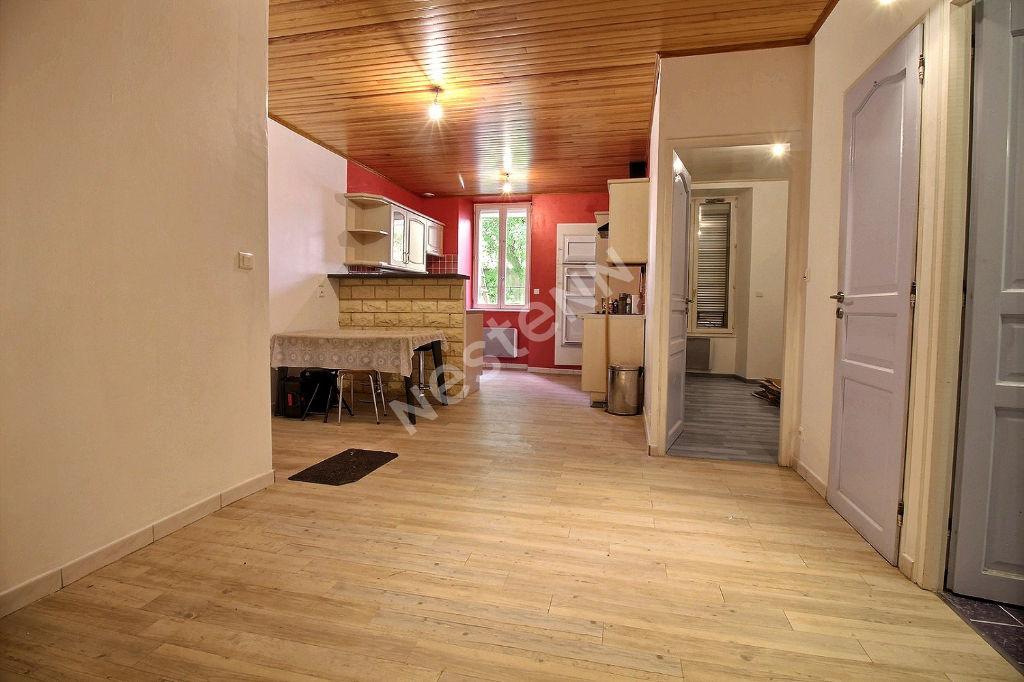 Appartement T3 Centre Ville - RDC