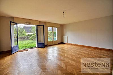 Appartement Quimper 3 pieces 87 m2 - Jardin et Garage