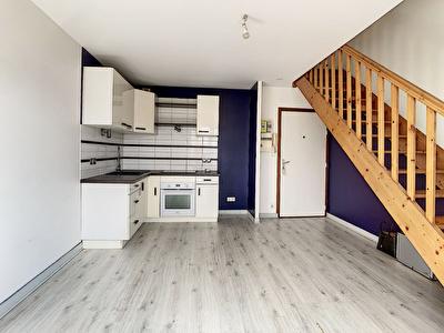 Agreable T2 duplex avec balcon !