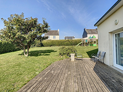Maison contemporaine de 150 m2  avec Jardin clos