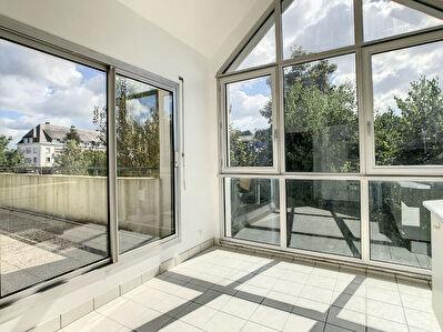 Appartement Quimper 4 pieces sejour avec Terrasse