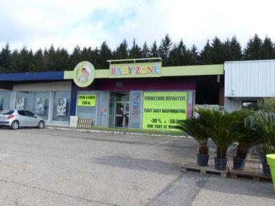 Local commercial 250 m2 Longeville les Saint Avold