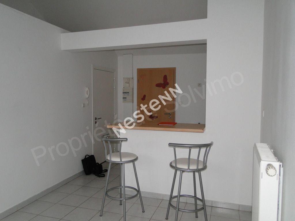 Appartement 1 pièce, 21.4 m², Saint-Avold
