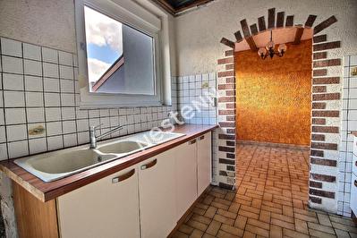 Maison Saint Avold 75 m2 -Saint Avold - impasse- 3 chambres
