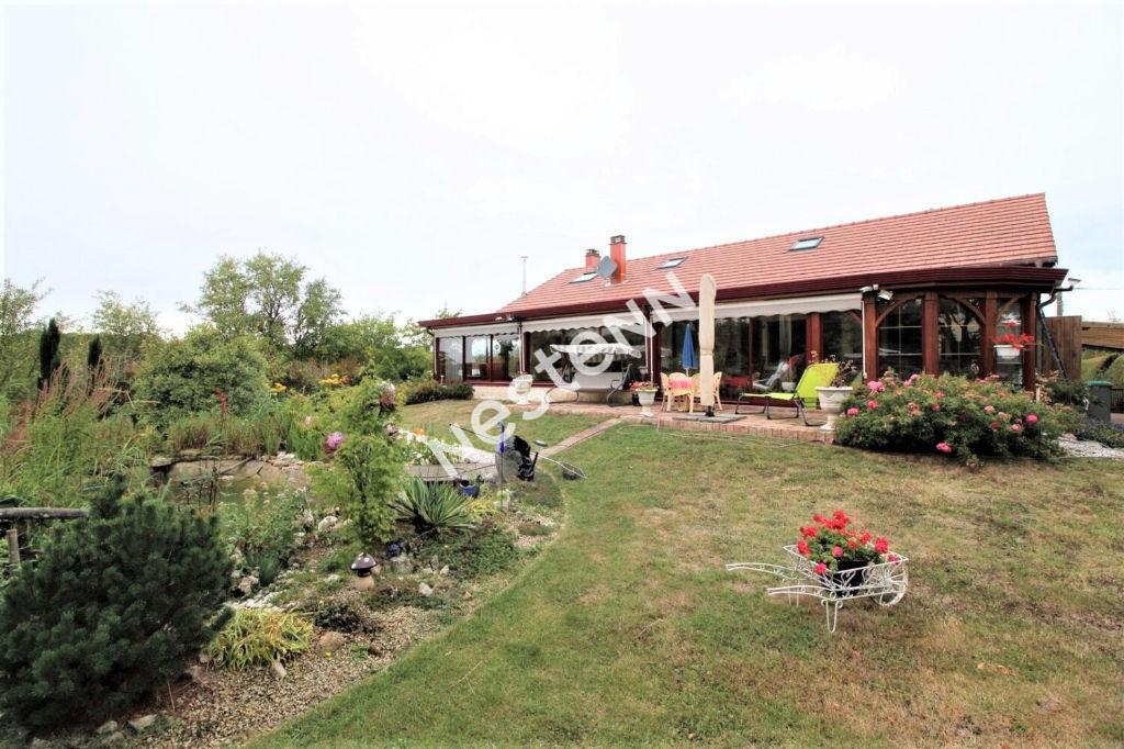 Maison  individuelle Guenviller -  8 pièces - jardin - en impasse