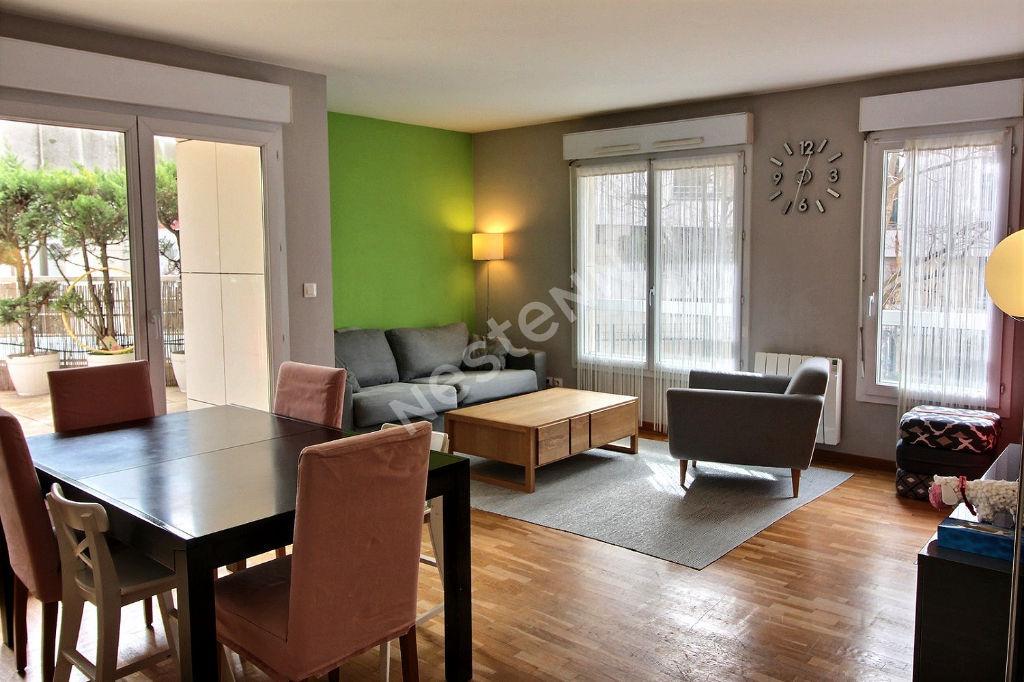 photos n°1 Appartement Suresnes 4 pièce(s) 85 m2 + terrasse de plus 15 m²