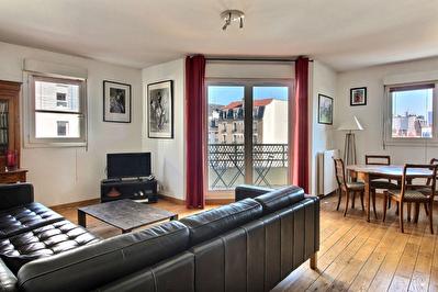 Appartement 4 pieces 93 m2 + Balcon + Parking