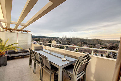 Appartement Vitrolles 3 pieces 56 m2