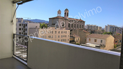 Appartement Marseille ( 13004 ) 3 pieces 63 m2 + Balcon (6,28)