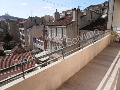 Appartement Marseille (13006) 3 pieces 79 m2+balcon (9)