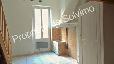 Appartement Marseille ( 13006 ) 1 piece 25.92m2 + mezzanine