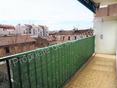 Appartement Marseille 3 pieces 60.68 m2 + Balcons (9)