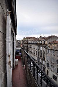 Appartement Marseille (13001) 3 pieces 58.10 m2 + 2 balcons