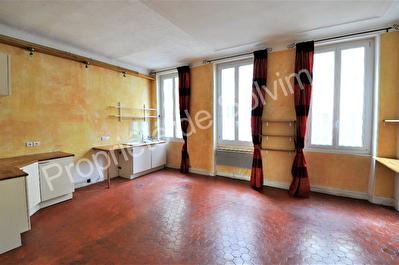Appartement Marseille (13001) 2 pieces 51,23 m2 + balcon