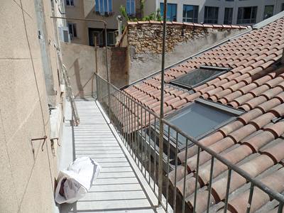 Appartement Marseille (13006) 4 pieces 78 m2