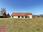 Maison de 121.63 m² habitable sur 3611 m² de terrain 16/18