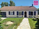 maison de 115 m² de plain pied avec 1365 m² terrain 1/8