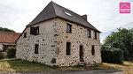 Maison en pierre d'environ 124 m² habitable sur terrain clos d'environ 600 m². 1/4