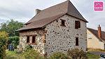 Maison en pierre d'environ 124 m² habitable sur terrain clos d'environ 600 m². 4/4