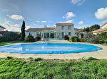 Villa 132,50m²  avec Véranda - Cadre privilégié & Sécurisé - Golf Les Fontenelles 1/13