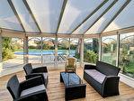 Villa 132,50m²  avec Véranda - Cadre privilégié & Sécurisé - Golf Les Fontenelles 4/13