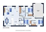 Lavault St Anne,  A vendre, Pavillon de plain-pied 3 chambres. 3/9