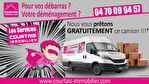 A vendre Néris Les Bains , maison 3 chambres et un bureau 14/14