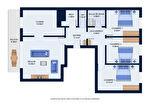 A vendre, Appartement  4 pièce(s), Montluçon 2/11