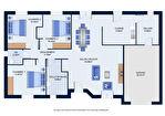 Meaulne, A Vendre Pavillon de plain-pied 3 chambres. 3/18