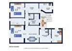 Montluçon, A vendre Maison 4 chambres. 13/14