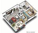 RAMONVILLE SAINT AGNE-  Résidence IN'VIEW - Appartement T3 et T3 3/3