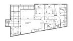 Appartement T4 avec vue océan - Trois Bassins  3/3