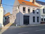 - Lillers - Local commercial + Appartement 2 chambres 1/8