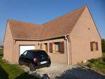 Fouquereuil maison individuelle 115 m², 3 chambres, jardin, garage 1/8