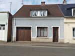- ISBERGUES - Maison semi mitoyenne 110 m2. 1/4