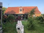 Beuvry -Maison individuelle Semi plain pied de 160 m2 avec 3 chambres 1/9