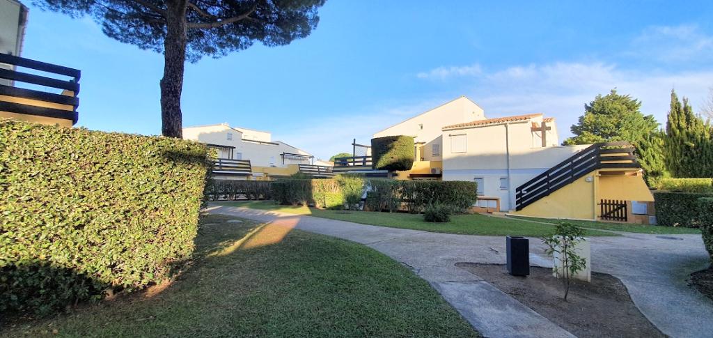 Cap d'Agde 4 pièces Tennis village